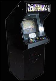 Arcade Cabinet for Silent Dragon.