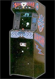 Arcade Cabinet for Sinistar.