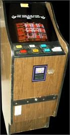 Arcade Cabinet for Skill Cherry '97.
