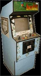 Arcade Cabinet for Skins Game.