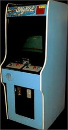 Arcade Cabinet for Sky Kid.
