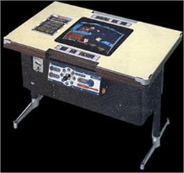 Arcade Cabinet for Sky Skipper.