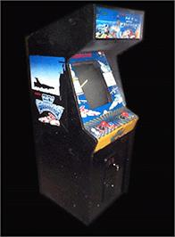 Arcade Cabinet for Sky Soldiers.