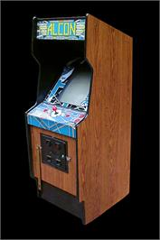 Arcade Cabinet for Slap Fight.