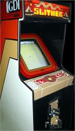 Arcade Cabinet for Slither.