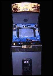 Arcade Cabinet for Sly Spy.