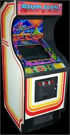 Arcade Cabinet for Snap Jack.