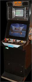 Arcade Cabinet for Sonic The Hedgehog.