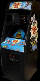 Arcade Cabinet for Space Ace.
