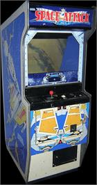 Arcade Cabinet for Space Attack.