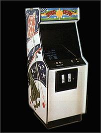 Arcade Cabinet for Space Beam.