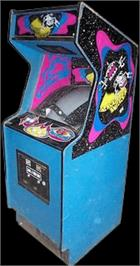 Arcade Cabinet for Space Bugger.