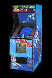 Arcade Cabinet for Space Chaser.