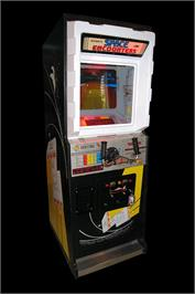 Arcade Cabinet for Space Encounters.