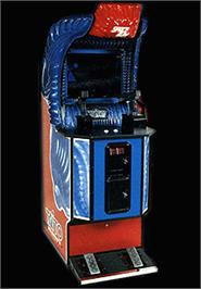 Arcade Cabinet for Space Gun.