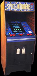 Arcade Cabinet for Space Intruder.