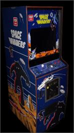 Arcade Cabinet for Space Invaders Part Four.