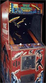 Arcade Cabinet for Space Invaders Part II.