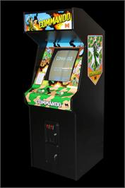 Arcade Cabinet for Space Invasion.