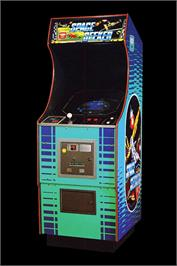 Arcade Cabinet for Space Seeker.