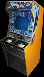 Arcade Cabinet for Space Ship.