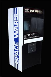 Arcade Cabinet for Space Wars.