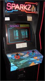 Arcade Cabinet for Sparkz.