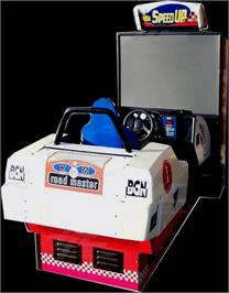 Arcade Cabinet for Speed Up.