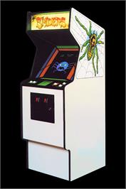 Arcade Cabinet for Spiders.