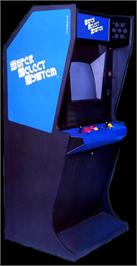 Arcade Cabinet for SportTime Bowling.