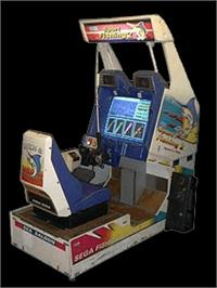 Arcade Cabinet for Sport Fishing 2.