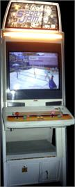Arcade Cabinet for Sports Jam.