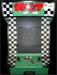 Arcade Cabinet for Spot.