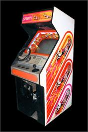 Arcade Cabinet for Sprint 2.