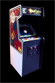 Arcade Cabinet for Star Castle.