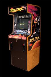 Arcade Cabinet for Star Trek.