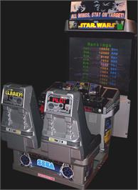 Arcade Cabinet for Star Wars Arcade.