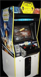 Arcade Cabinet for Star Wars Trilogy.