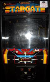 Arcade Cabinet for Stargate.