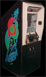 Arcade Cabinet for Starship 1.
