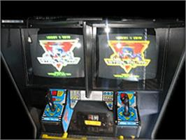 Arcade Cabinet for Steel Talons.