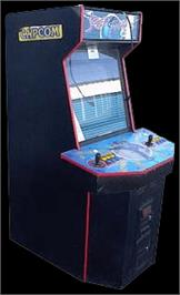 Arcade Cabinet for Street Fighter: The Movie.
