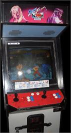 Arcade Cabinet for Street Fighter Zero.