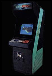 Arcade Cabinet for Street Football.