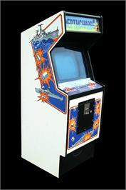 Arcade Cabinet for Sub Hunter.