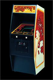 Arcade Cabinet for Super Breakout.