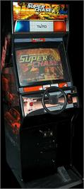 Arcade Cabinet for Super Chase - Criminal Termination.