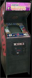Arcade Cabinet for Super Cobra.