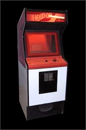 Arcade Cabinet for Super Crash.