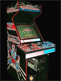 Arcade Cabinet for Super High Impact.